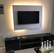 Raw Black Tv Stand | Furniture for sale in Greater Accra, East Legon
