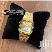 Luxury Fashion Casio Dual Movement Watch | Watches for sale in Greater Accra, Achimota