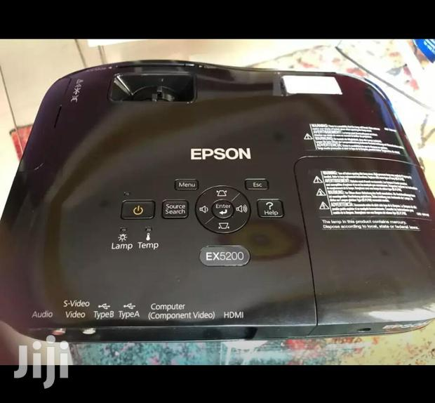Archive: Epson Projector