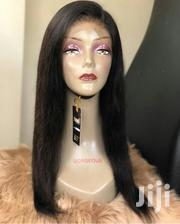 14 Inches Brazilian Wig Cap With Ear To Ear Frontal | Hair Beauty for sale in Greater Accra, Kwashieman