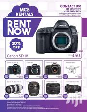 Cameras And Accessories For Rent | Cameras, Video Cameras & Accessories for sale in Greater Accra, East Legon