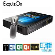 Exquixon PC Projector  3 In 1 | TV & DVD Equipment for sale in Eastern Region, Asuogyaman