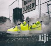 Original Nike Air Force 1 Utility Neon Green | Shoes for sale in Greater Accra, Accra Metropolitan