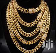Gold Plated Cuban Link | Jewelry for sale in Greater Accra, Adenta Municipal