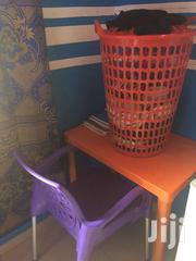 Plastic Table , Chair , Basket | Furniture for sale in Greater Accra, Roman Ridge
