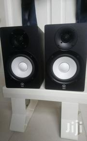 "Yamaha 5"" Studio Monitors 