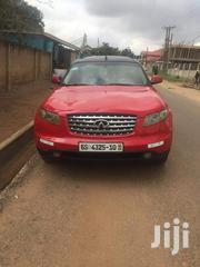 Infiniti FX35 2005 Base 4x4 (3.5L 6cyl 5A) Red   Cars for sale in Greater Accra, East Legon
