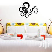3D Wall Clock Sticker | Home Accessories for sale in Greater Accra, Accra Metropolitan