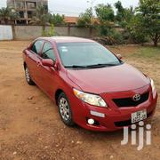 Toyota Corolla 2009 1.8 Exclusive Automatic Red | Cars for sale in Greater Accra, Teshie new Town