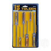 Tolsen Screwdriver Set 6pcs | Hand Tools for sale in Greater Accra, Accra Metropolitan