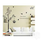 Tree Birdcage Wall Sticker | Home Accessories for sale in Greater Accra, East Legon