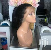 360 Full Lace Wig Cap 16 Inches Grade 11a Brazilian Remy | Hair Beauty for sale in Greater Accra, Kwashieman