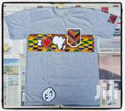 I Love AFRICA T Shirt Ash | Clothing for sale in Greater Accra, Osu