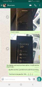 New Samsung Galaxy S8 Plus 64 GB Black | Mobile Phones for sale in Greater Accra, Adenta Municipal