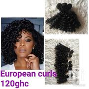 European Curls Bouncy Soft | Hair Beauty for sale in Greater Accra, Accra Metropolitan
