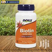 Now Foods Biotin | Vitamins & Supplements for sale in Greater Accra, Ga West Municipal