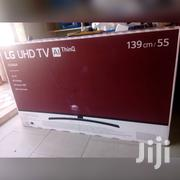 LG 55 Inches Uhd Smart 4K TV | TV & DVD Equipment for sale in Greater Accra, Kwashieman