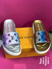 Original Louis Vuitton Slides | Shoes for sale in Greater Accra, North Kaneshie