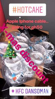 Discount iPhone X Charger 50gh | TV & DVD Equipment for sale in Greater Accra, Mataheko