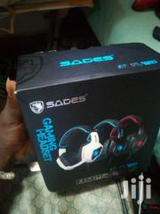 Sades Gaming Headset   Audio & Music Equipment for sale in Greater Accra, Dansoman