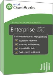 Intuit Quickbooks Enterprise Accountant 2016 | Computer Software for sale in Greater Accra, Accra Metropolitan