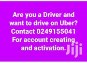 GET YOUR UBER ACCOUNT IN 48HRS | Accounting & Finance Jobs for sale in Greater Accra, North Ridge