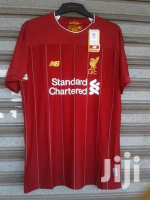 new concept 58c44 9cdc1 Liverpool 2019/2020 Home Kit