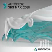 Autodesk 3DS Max 2018 | Computer Software for sale in Greater Accra, Okponglo