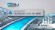 Autodesk Civil 3D Software | Software for sale in Greater Accra, Okponglo