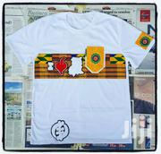 Original White I LOVE GHANA T Shirt | Clothing for sale in Greater Accra, Osu