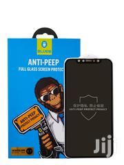 Anti-Peep Full Glass Screen Protector | Accessories for Mobile Phones & Tablets for sale in Greater Accra, Ga East Municipal