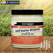 Aunt Jackie'S Flaxseed Recipes Curl Mane-tenance Defining Curl Whip | Hair Beauty for sale in Greater Accra, Ga West Municipal