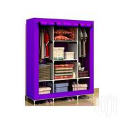 Purple Portable Wardrobe | Furniture for sale in Greater Accra, Kotobabi