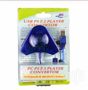 Original USB Ps2 Player Convertor | Video Game Consoles for sale in Greater Accra, Ga East Municipal