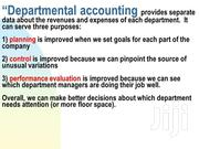 Departmental Accounting Software | Automotive Services for sale in Greater Accra, Accra Metropolitan
