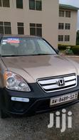 Honda CR-V 2005 Automatic Brown | Cars for sale in Kumasi Metropolitan, Ashanti, Nigeria