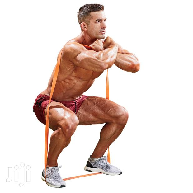 Resistance Band For Squatting Men