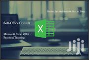 Microsoft Excel 2016 Practical Training | Classes & Courses for sale in Greater Accra, Ga South Municipal