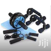 Roller/Push Up Stand/Skipping Rope/Grip | Sports Equipment for sale in Greater Accra, Korle Gonno
