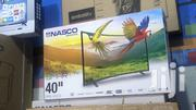 Nasco 40 Inches Curved Smart Digital Satellite LED TV | TV & DVD Equipment for sale in Greater Accra, Accra Metropolitan