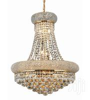 14 Lights, 24 Inch High Gold Chandelier for Sale   Home Accessories for sale in Greater Accra, Teshie new Town