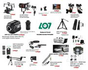Rent All Video Equipment | Photography & Video Services for sale in Greater Accra, Airport Residential Area