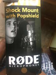 New Rode NT1A Large-diaphragm Condenser Studio Microphone | Musical Instruments for sale in Greater Accra, Accra Metropolitan