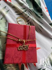 Customised Stainless Gold Necklaces | Jewelry for sale in Greater Accra, Teshie-Nungua Estates