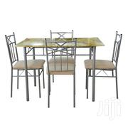 Dinning Set + 4 Chairs | Furniture for sale in Greater Accra, Adenta Municipal