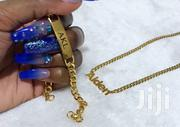 Customised Stainless Gold Jewelry Set | Jewelry for sale in Greater Accra, Teshie-Nungua Estates