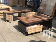 Wooden Tv Cabinet With Center Table | Furniture for sale in Greater Accra, Accra Metropolitan