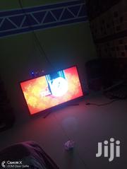 Sharp Television With Screen Cracked 40 Inches | TV & DVD Equipment for sale in Central Region, Cape Coast Metropolitan