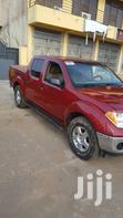 New Nissan Frontier 2008 Crew Cab SE Red | Cars for sale in Accra Metropolitan, Greater Accra, Ghana