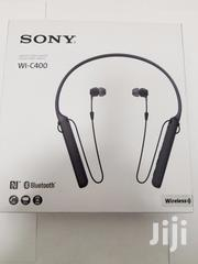 New SONY C400 Bluetooth Headsets. | Accessories for Mobile Phones & Tablets for sale in Greater Accra, Labadi-Aborm